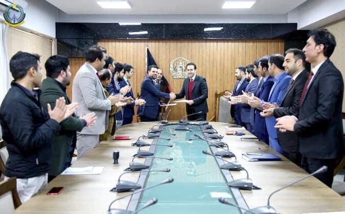 افغان پُست و نوی کابل بانک